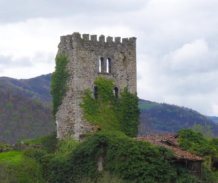 Castillo de Soto (concejo de Aller)